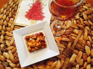 butterscotch nut bars